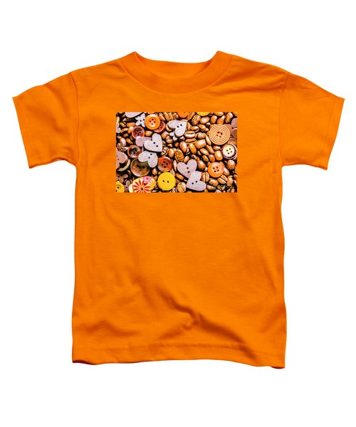 A Date With Coffee Toddler T-Shirt