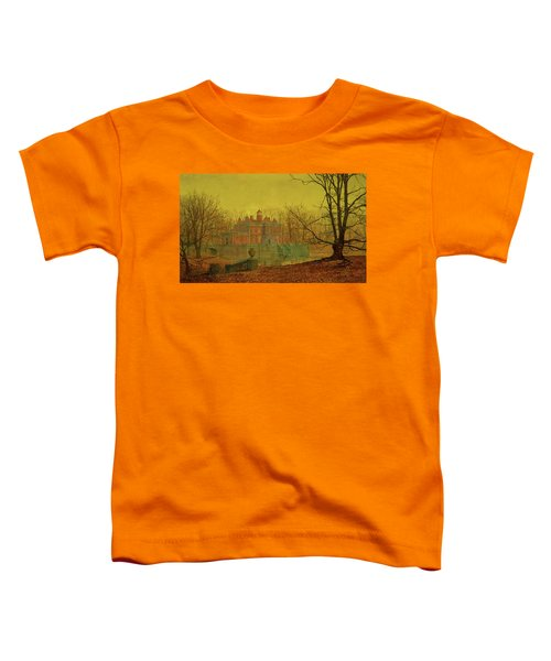 A Moated Yorkshire Home Toddler T-Shirt
