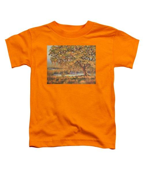 Afternoon Glow Toddler T-Shirt