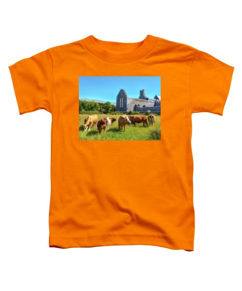 Ancient Cows Toddler T-Shirt