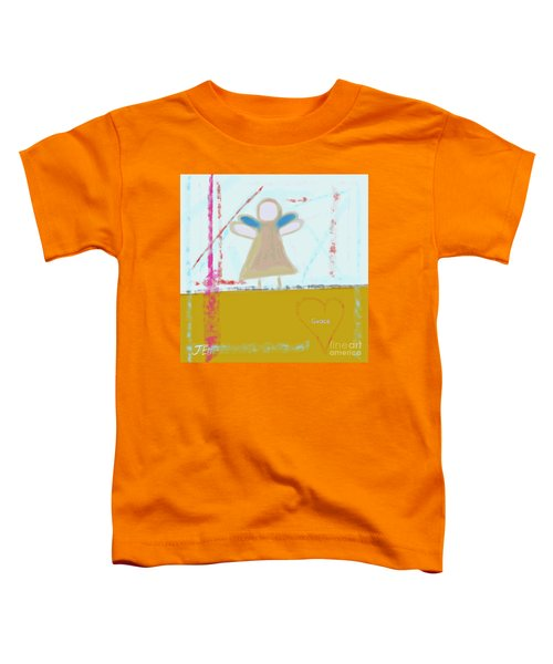 Angel Of Grace Toddler T-Shirt