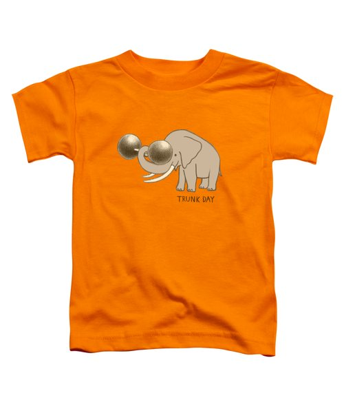 Trunk Day Toddler T-Shirt