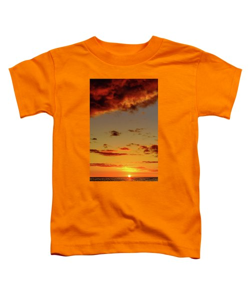 As The Sun Touches Toddler T-Shirt