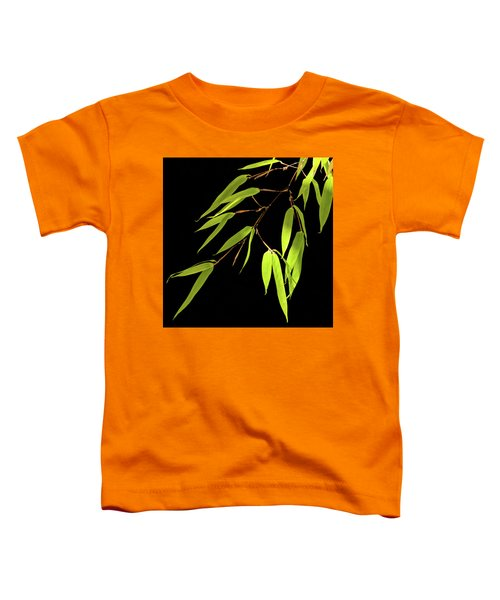Bamboo Leaves 0580a Toddler T-Shirt