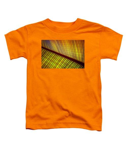 Banana Leaf 8602 Toddler T-Shirt