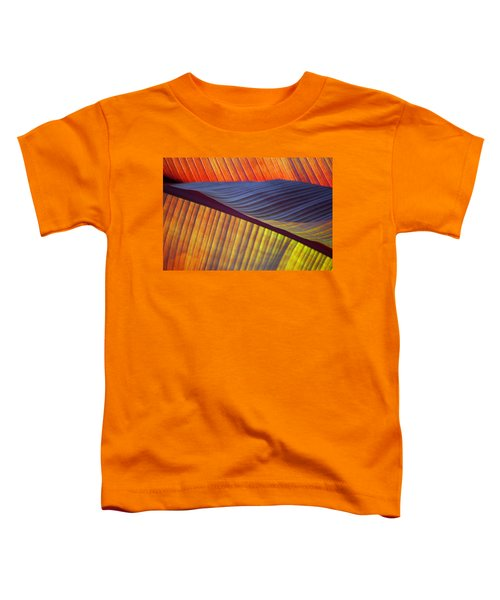 Banana Leaf 8613 Toddler T-Shirt
