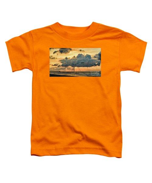 Beaming Through Toddler T-Shirt