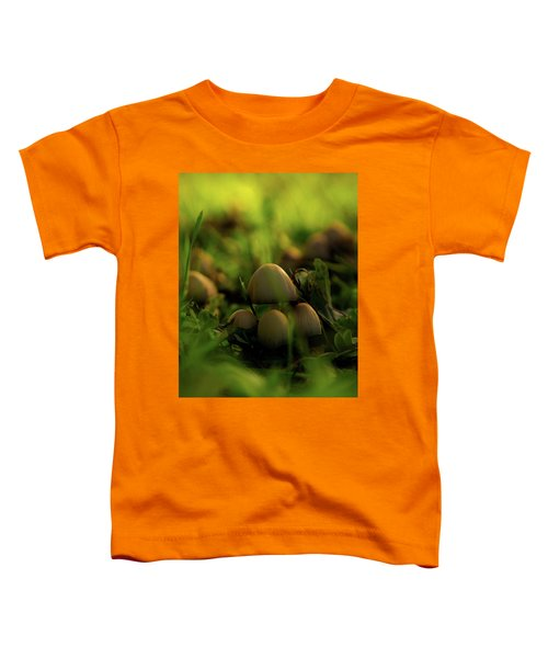 Beauty Of Fungus Toddler T-Shirt