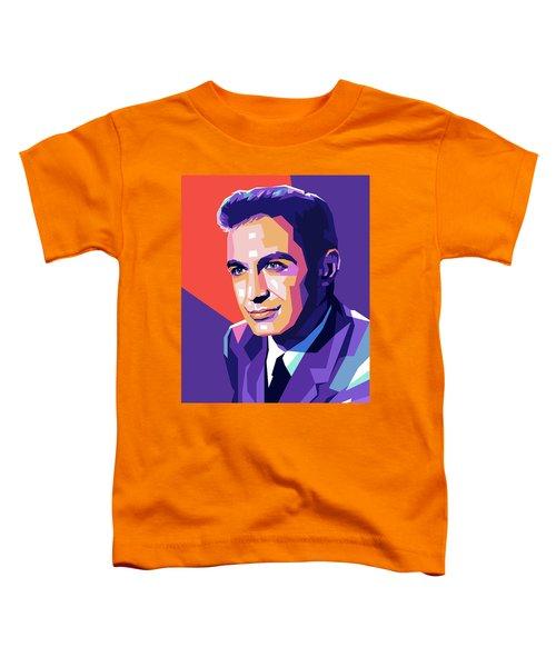 Ben Gazarra Pop Art Toddler T-Shirt