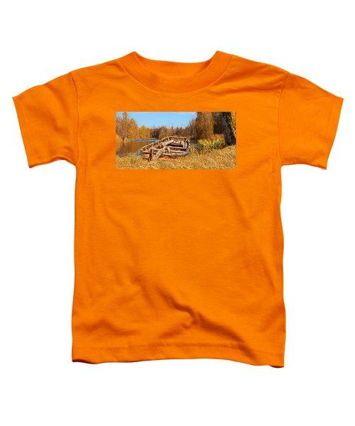Better Times Toddler T-Shirt