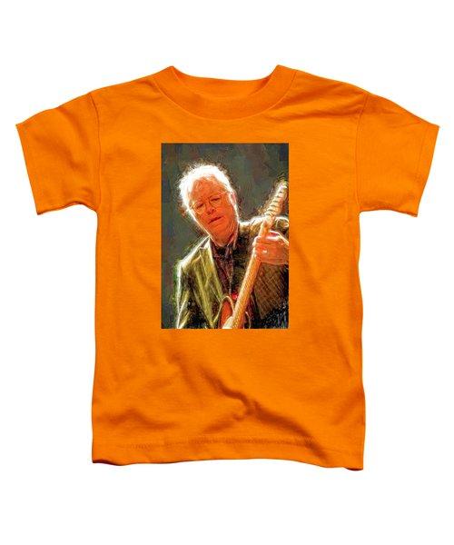 Bill Frisell Toddler T-Shirt