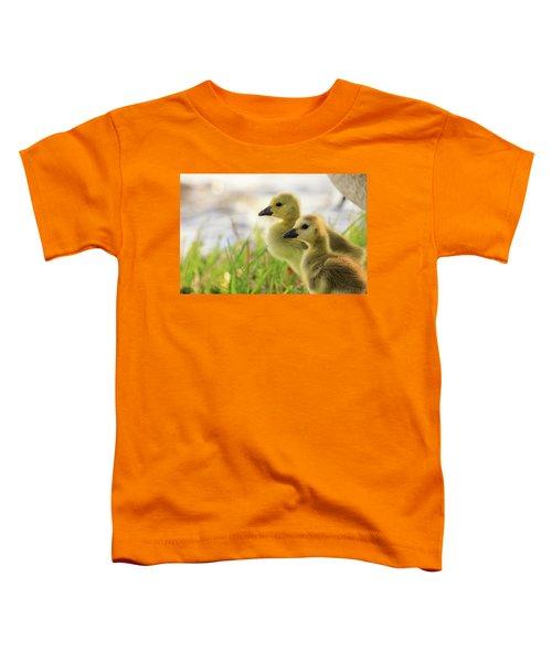 Boston Goslings Toddler T-Shirt