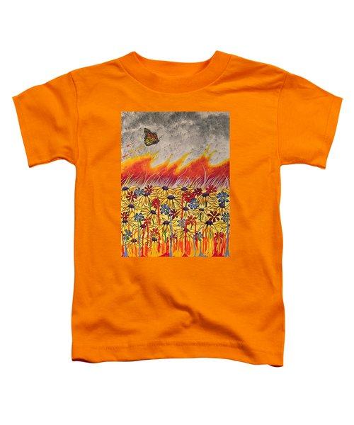Brushfire Toddler T-Shirt