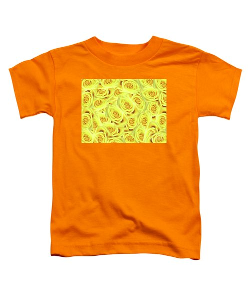 Candlelight Roses Toddler T-Shirt