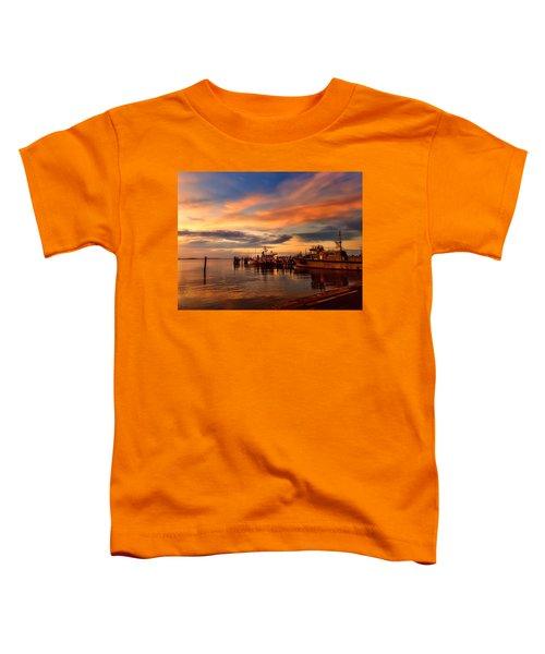 Charleston Dawn Toddler T-Shirt