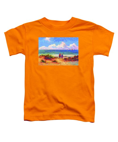 Children Of The Sea Toddler T-Shirt