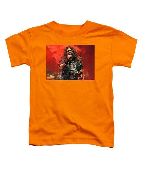 Chuck Billy, Testament Toddler T-Shirt