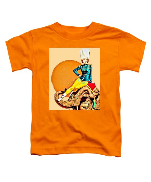 Circus Poster 01 Toddler T-Shirt