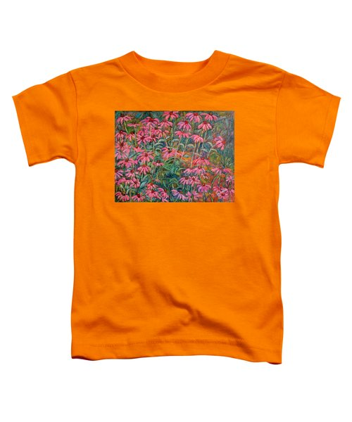 Coneflowers Toddler T-Shirt