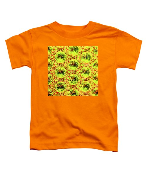 Cut Glass Beads 5 Toddler T-Shirt