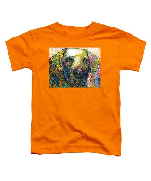 Daisy The Dog Toddler T-Shirt