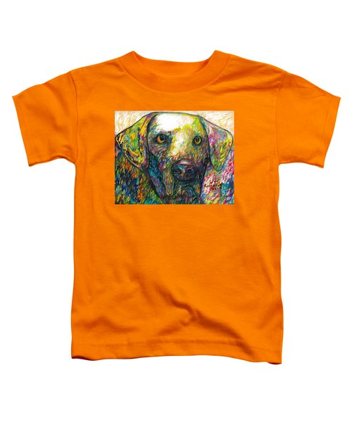 Daisy The Dog Toddler T-Shirt