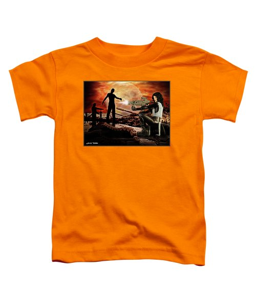 Dawn Of The Dead Toddler T-Shirt