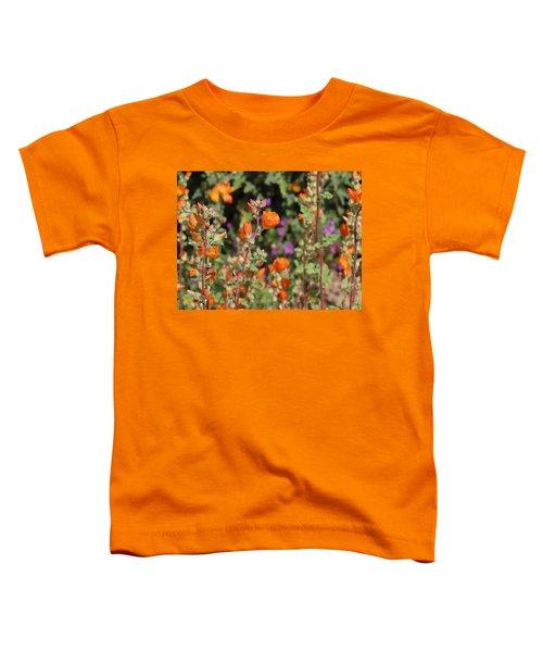 Desert Wildflowers Toddler T-Shirt