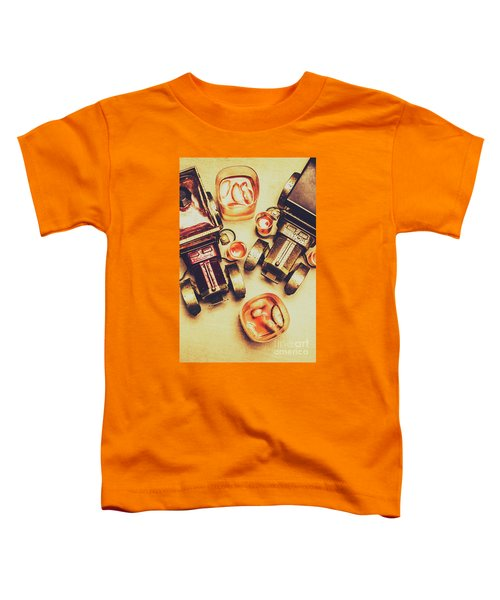 Drinks Delivery Toddler T-Shirt