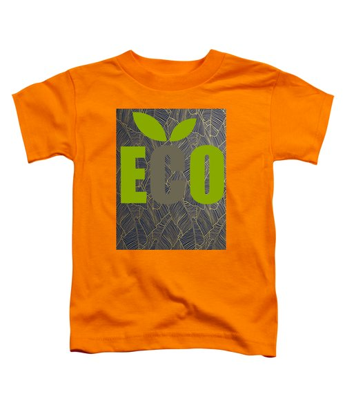 Eco Green Toddler T-Shirt