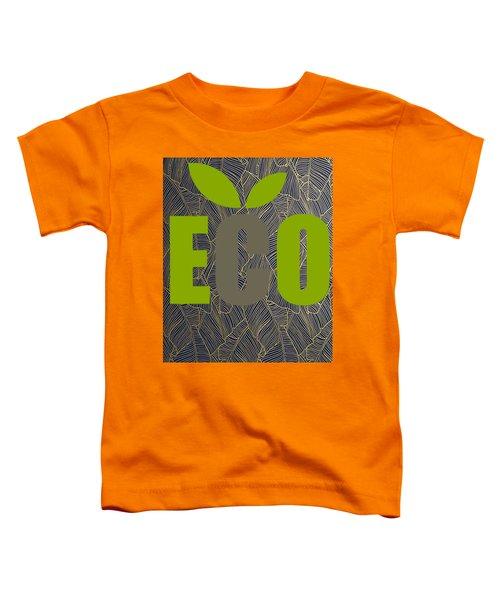 Eco Green Toddler T-Shirt