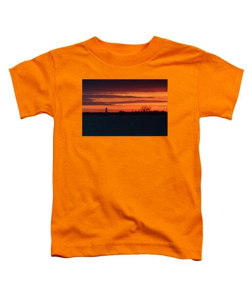 Egmont Key Lighthouse Sunset Toddler T-Shirt