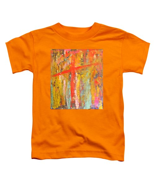 Every Hour I Need Thee Toddler T-Shirt