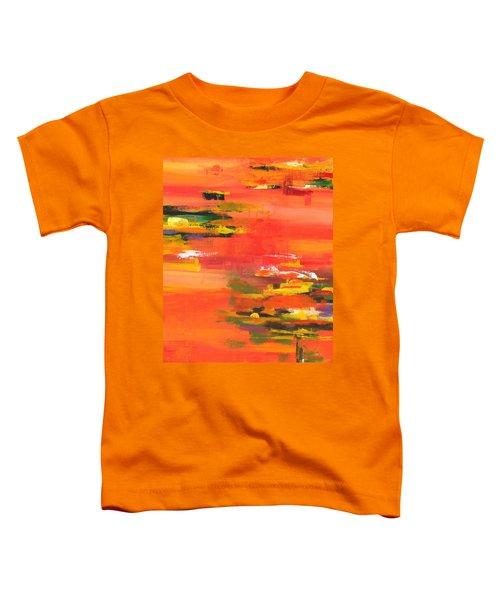 Exploring Evening Toddler T-Shirt