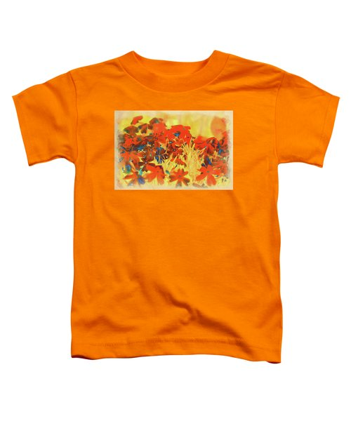 Fall Colors Toddler T-Shirt