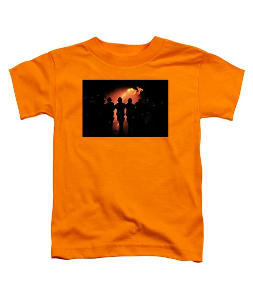 Fire Dragon Toddler T-Shirt