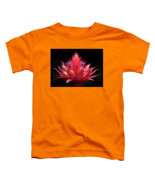 Flaming Flower Toddler T-Shirt