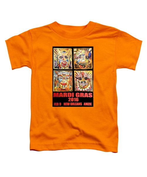Four Happiness Toddler T-Shirt