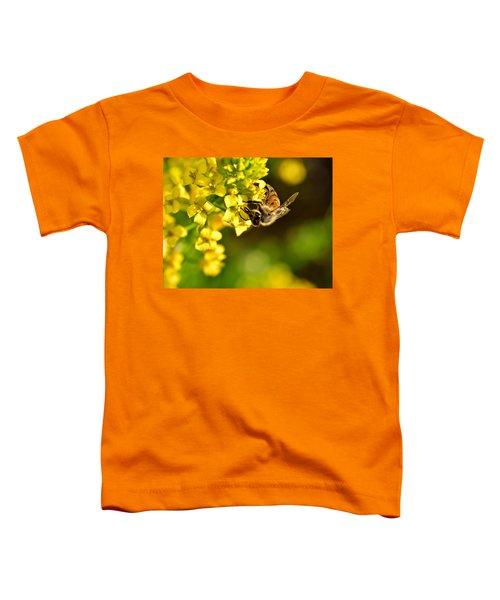 Gathering Pollen Toddler T-Shirt
