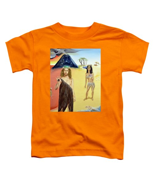 Genesis Toddler T-Shirt