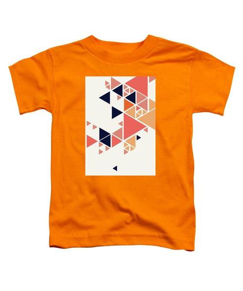 Geometric Painting 1 Toddler T-Shirt