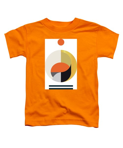 Geometric Painting 12 Toddler T-Shirt
