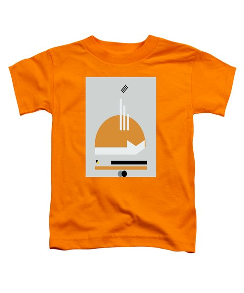 Geometric Painting 8 Toddler T-Shirt