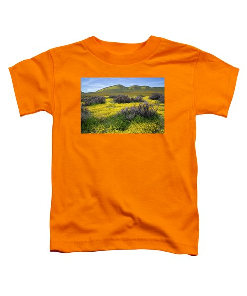 Glorious Color Toddler T-Shirt