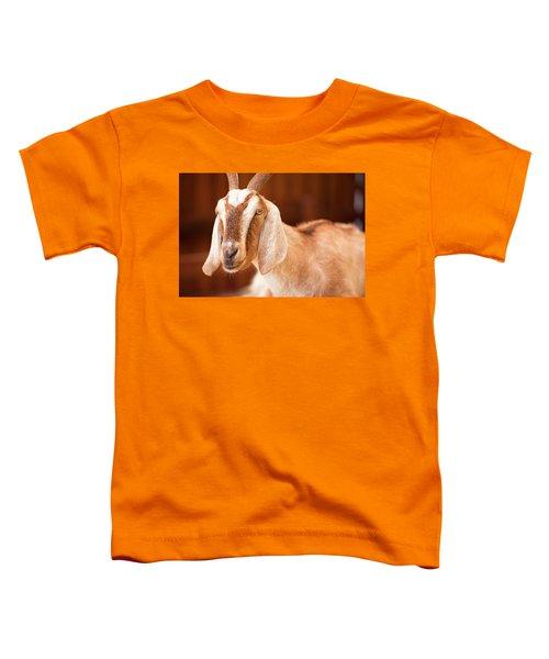Goat Toddler T-Shirt