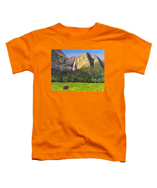 Grandeur And Extinction Toddler T-Shirt