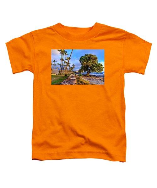 Hale Halawai Park Toddler T-Shirt