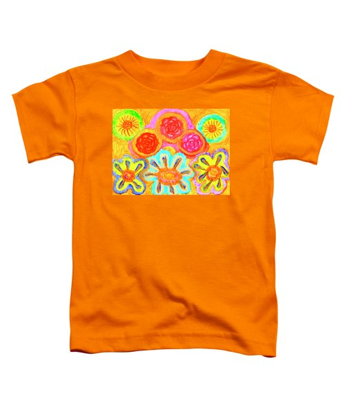 Harmonious And Inharmonious Worlds Toddler T-Shirt