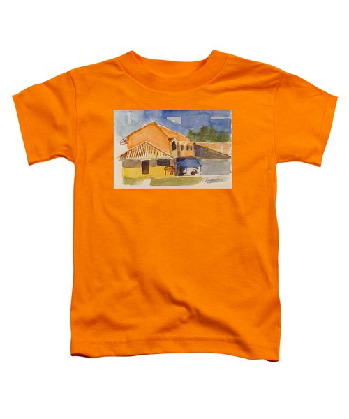 House Across The Way Toddler T-Shirt