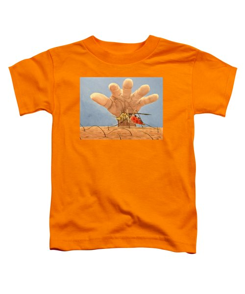 Ignorance Is Bliss Toddler T-Shirt